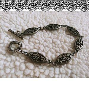 Jewelry - Lace Antiqued bracelet